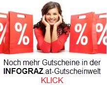 Gutscheinwelt auf INFOGRAZ.at